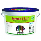 Caparol Samtex 3 ELF Base x 1, 10 л.